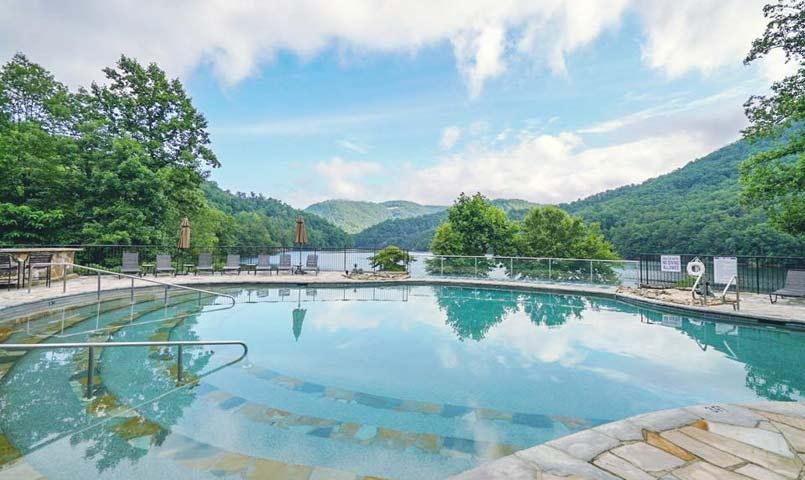 Bear Lake Reserve Gated Golf Mountain Community In Tuckasegee Nc