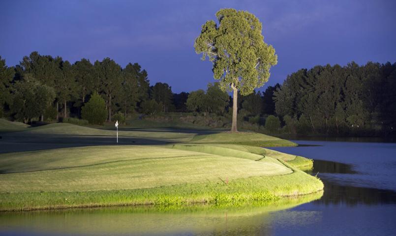 Berkeley Hall Gated Golf Community In Bluffton Sc