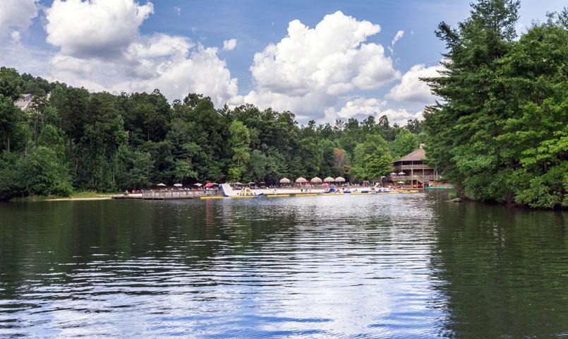 Big Canoe Gated Golf Community In Jasper Georgia