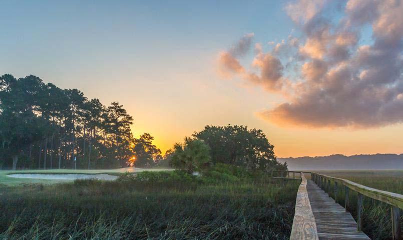 Callawassie Island South Carolina Gated Golf Community