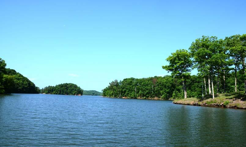 Lakeside Coves Lakefront Community Near Knoxville Tennessee
