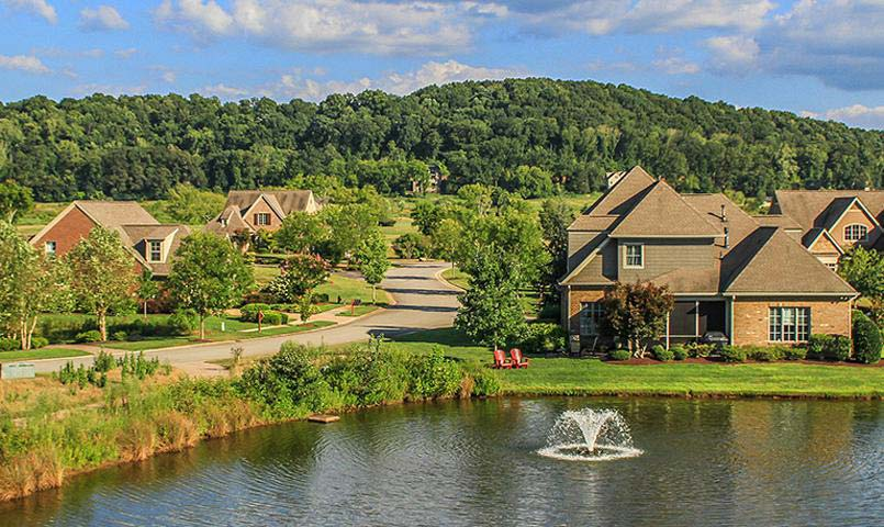 Tennessee National Gated Golf Community In Loudon Tennessee